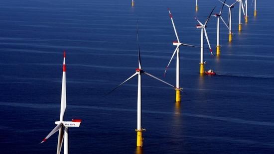 斥資6.45億歐元 三峽集團接手德國風電項目