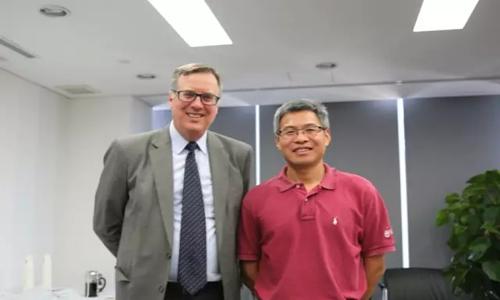 跨境并购 | 走出去智库首席专家吕立山受邀赴中投演讲 讨论如何提高中国走出去成功率